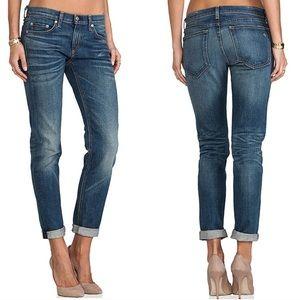 Rag & Bone The Dre Boyfriend Jeans in Size 29